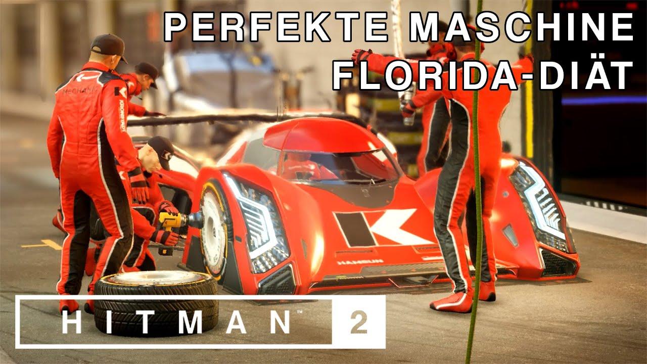 Hitman 2 Deutsch