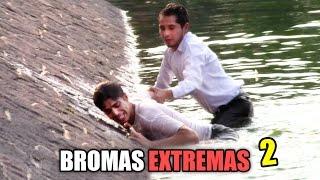 BROMAS EXTREMAS EN LA CALLE 2 Ft. Rix
