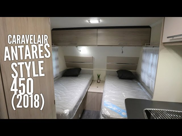 Caravelair Antares Style 450 (2018)