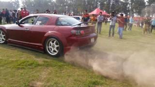 Mazda RX8 Entry At PGC Motor Show