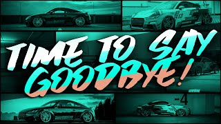 HOW DEEP? // TIME TO SAY GOODBYE - AUDI TTRS