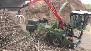 PTH ALL ROAD 1400/820 Pezzolato self-propelled drum wood chipper powered by SCANIA 550 Hp engine