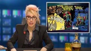 Doctor Strange 2016.  Best Comics