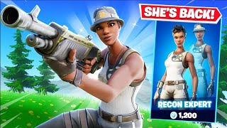 RECON EXPERT IS BACK!?! (Super RARE)