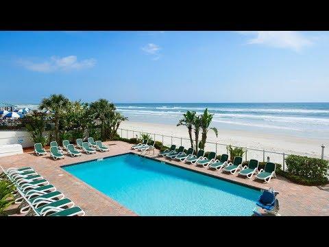 Top 10 Beachfront Hotels In Daytona Beach, Florida, USA