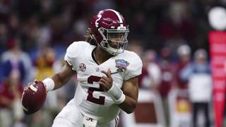 2 Options for Alabama QB Jalen Hurts after the National Championship