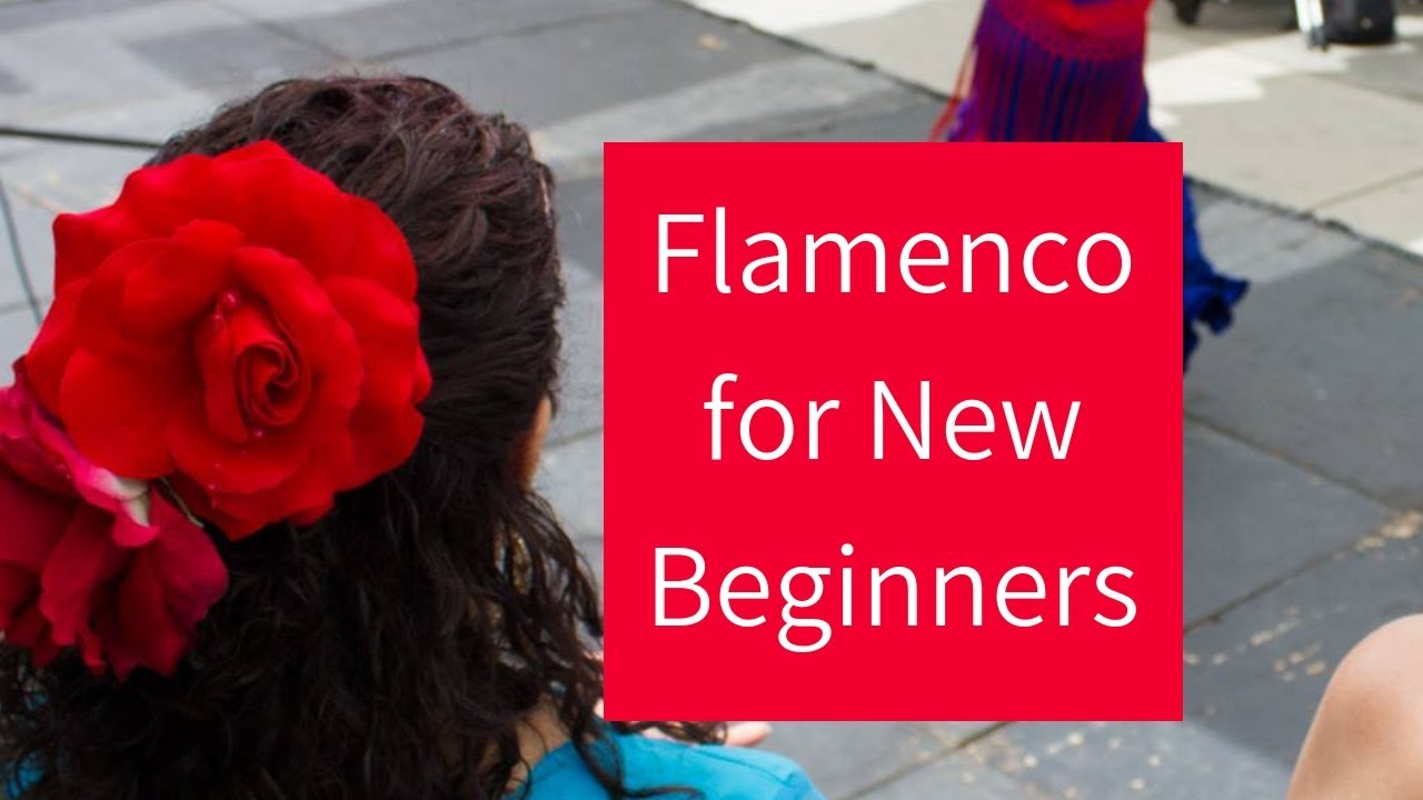 Flamenco Dance Basics   Learning the Fundamentals for New Beginners