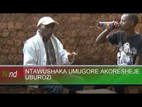 Ninde Burundi Ntawushaka umugore ukoresheje uburozi