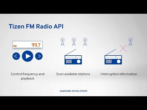 Tutorial] Tune in to Tizen with the FM Radio API - YouTube