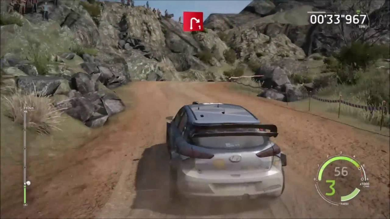 wrc 6 rally argentina gameplay xbox one youtube. Black Bedroom Furniture Sets. Home Design Ideas