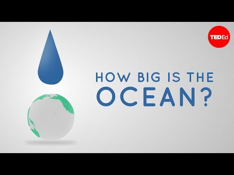 Video image: How big is the ocean? - Scott Gass