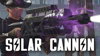 The Solar Cannon - Fallout 4 Creation Club Update