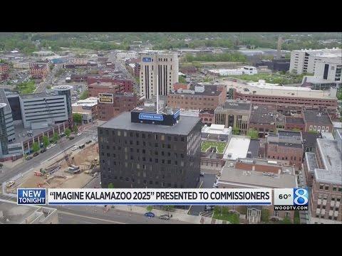 Kalamazoo commissioners weigh strategic plan