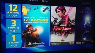 Ps4/ps4 free online Trick (Playstation plus trick)how to get free Playstation plus PS3/ps4