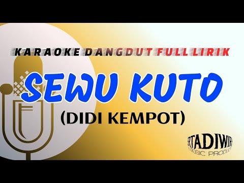 Karaoke Didi Kempot Mp3