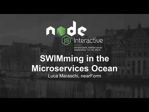 SWIMming in the Microservices Ocean - Luca Maraschi, nearForm