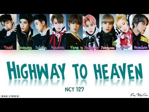 NCT 127 – Highway To Heaven (English Ver.) Lyrics/가사