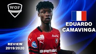 EDUARDO CAMAVINGA | Crazy Skills & Assists