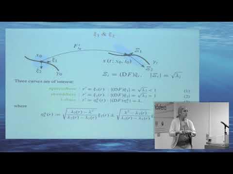 Dinámica no-lineal y transporte en el Golfo de México (Español)