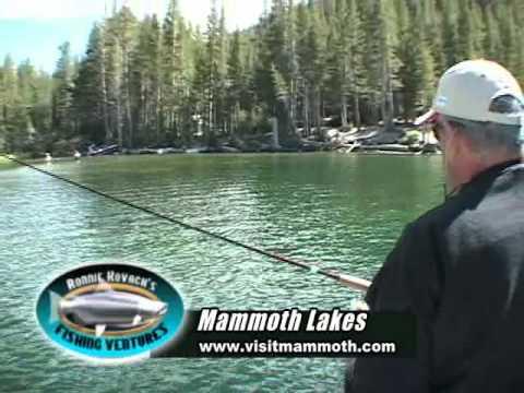 "Mammoth Magic ""Lake Mary / Lake George"""