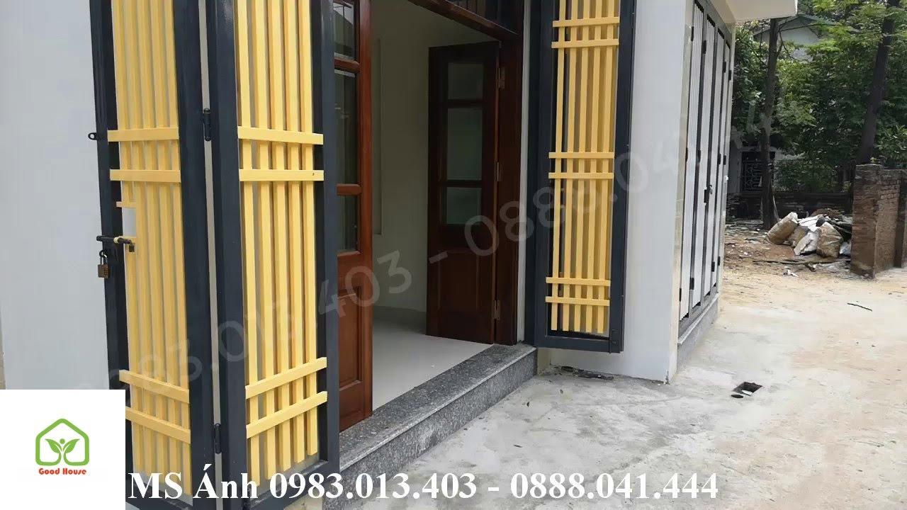 BÁN NHÀ HÀ NỘI 2019 | Bán nhà xây mới 4 tầng, Oto đỗ cửa ở Dương Nội - Hà Đông II NHÀ ĐẤT GIÁ RẺ