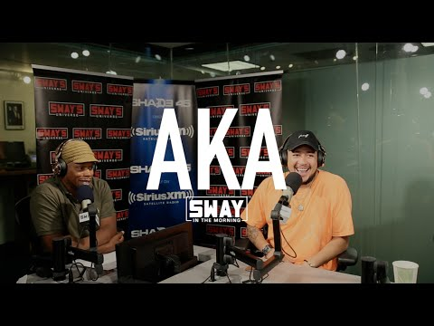 South African Artist AKA on Repercussions for Calling out the Government in Music + Freestyles Live!