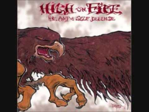 High on Fire- 10000 years