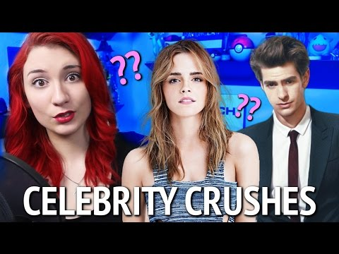 CELEBRITY CRUSHES (Voice Impressions Q&A)