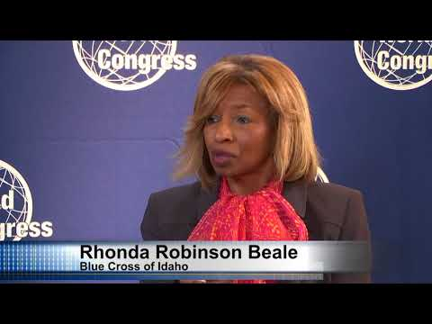 WHCC18 Interview Zone with Rhonda Robinson Beale, MD, BC of Idaho Foundation for Health, Inc.