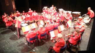 Masterton District Brass @ Regional Contest Sep 2012