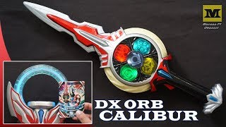 Gambar cover DX ORB Calibur (Ultraman Orb Origin)
