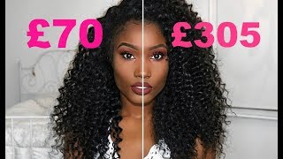 HAIR LINKS: Brazilian Deep wave/with closure/with frontal: https://...