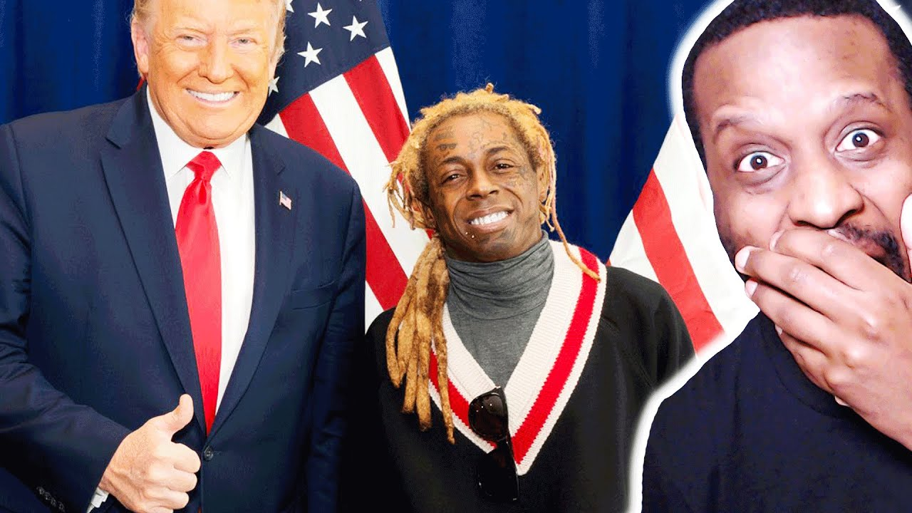 Trump pardons Lil Wayne, Kodak Black and others with South ...