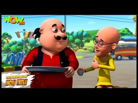 Gusse Wali Chai - Motu Patlu in Hindi - 3D Animation Cartoon - As on Nickelodeon thumbnail