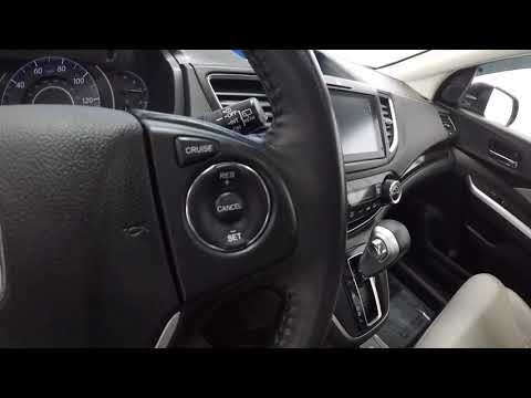 2016 Honda CRV EXL | McKenney Salinas Honda | Charlotte Area Honda Dealer | 20236A