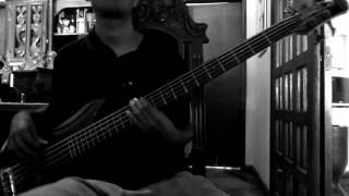 Deftones - Phantom Bride (Bass Cover)