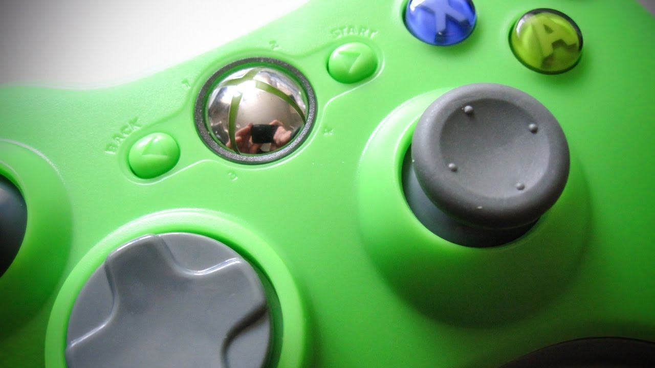 how to make your own xbox 360 controller shells