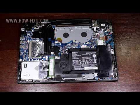 Обзор и вскрытие игрового ноутбука Lenovo IdeaPad Y700-15ISK (80NV00NLPB)