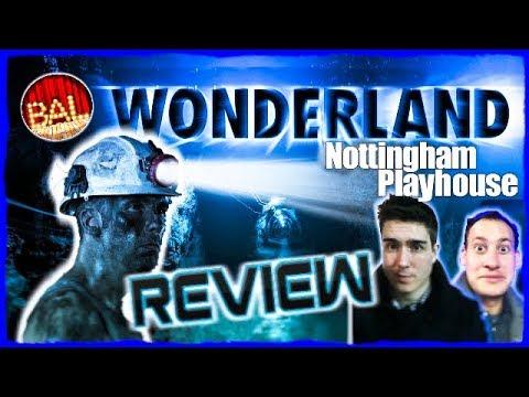 Wonderland Nottingham Playhouse Review