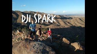 DJI Spark Test Footage / Quick Shot Mode