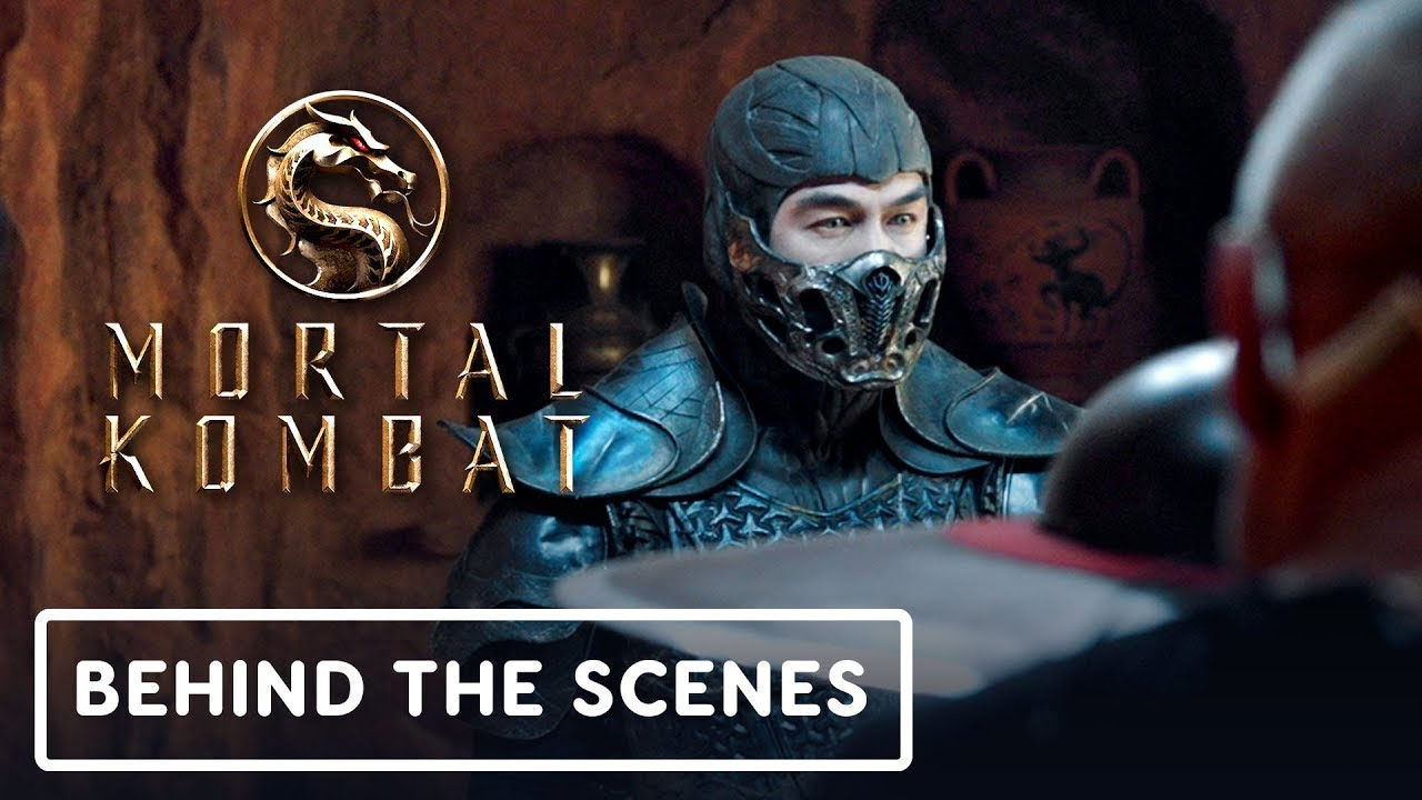 Mortal Kombat (2021) - Official Movie Behind the Scenes Clip