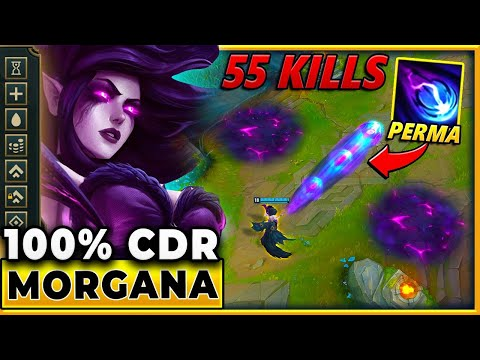 One Q Stun Locks The Enemy FOREVER (100% CDR)