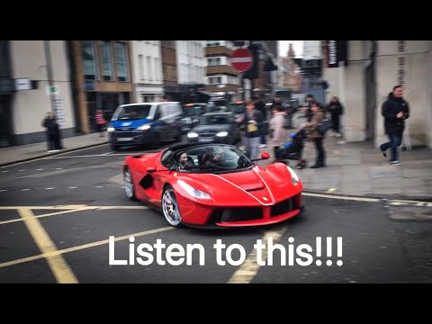 ULTIMATE Supercar Accelerations Compilation *10mins*