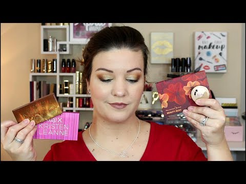 GRWM using all NEW makeup! Urban Decay, Tarte, Benefit, Coloured Raine & more