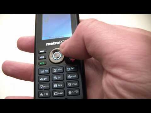 Kyocera JAX S1308 MetroPcs Cellphone Review