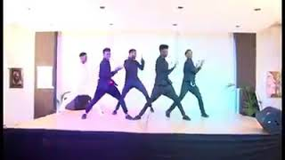 "Xacidkenya ""Hello"" by adel song TBT Dance 2016 @Safaricom Michael joseph centre westlands"