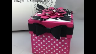 Exploding Nail Varnish Gift Box