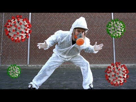 Coronavirus - (Shuffle Dance)