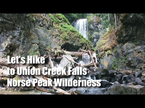 Let's Hike To Union Creek Falls, Okanogan-Wenatchee National Forest