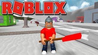 SIMULADOR DE NEVE NO ROBLOX ( Snow Shoveling Simulator )